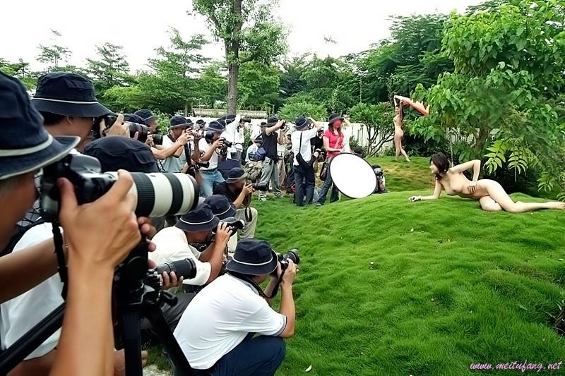 Соло тайваньской топ-модели с лохматой пиздой