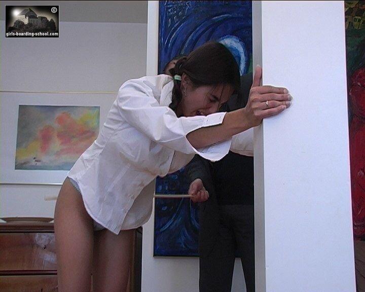 Наказал за пьянство и курение горячую девушку
