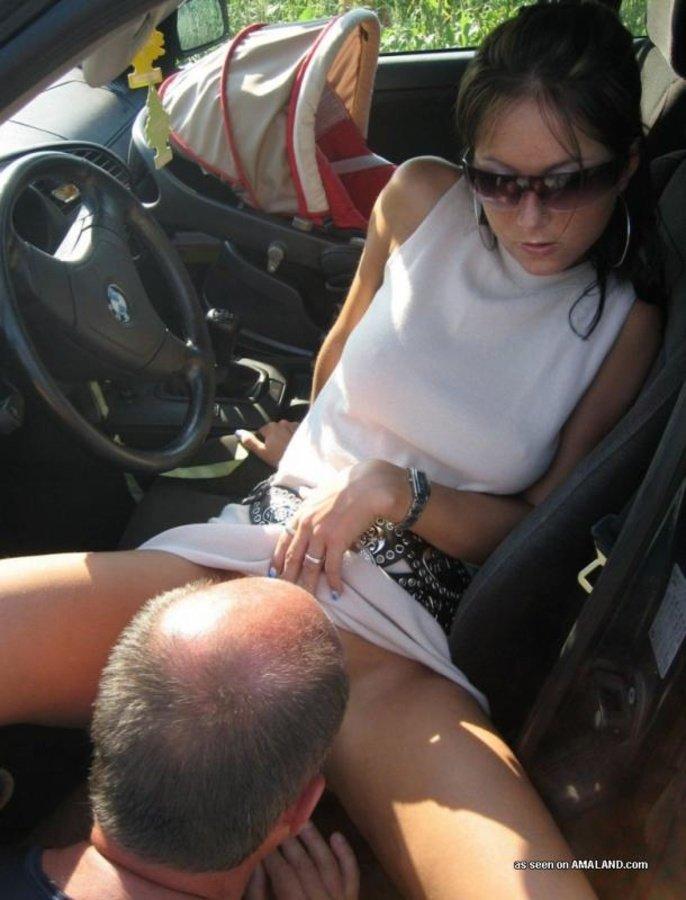 Юноша подвез дешевую тёлку с огромными красивыми титьками