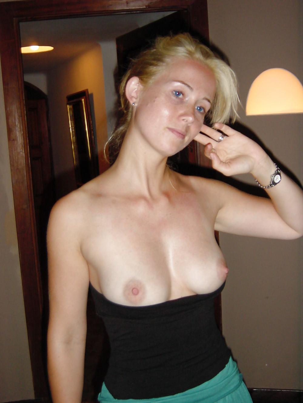 Секс-фото великолепной москвички